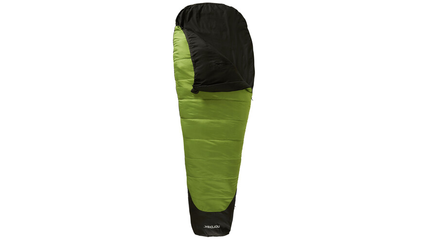 Nordisk Puk +10° Sleeping Bag XL peridot green/black